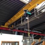 Remplacement palan à chaîne de 5.000 kg